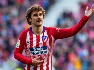 Griezzman in Atletico