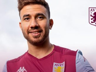 Trezeguet announced in Villa
