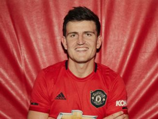 Maguire United shirt