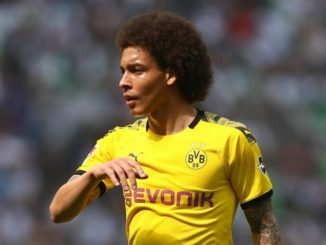 Axel Witsel for Dortmund