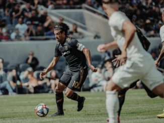 Carlos Vela broke MLS record of goals in a season, with 34