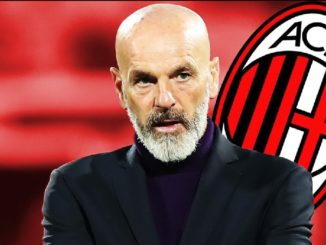 Milan new coach is Stefano Pioli