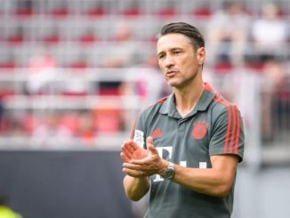 Niko Kovac got sacked after losing 5x1 to his former team Eintracht Frankfurt. GettyImages