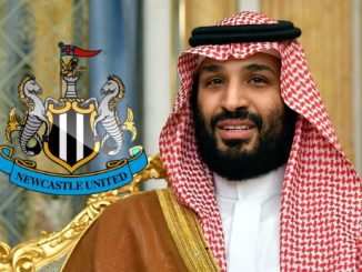 Mohammed bin Salman Newcastle United takeover