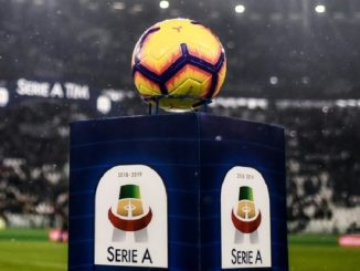 Serie A table returns