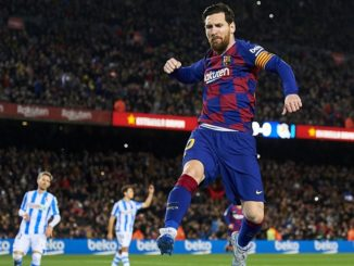 Leo Messi Real Sociedad