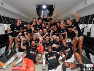 Juventus Serie A 2019/20 champions