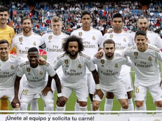 real madrid la liga champions