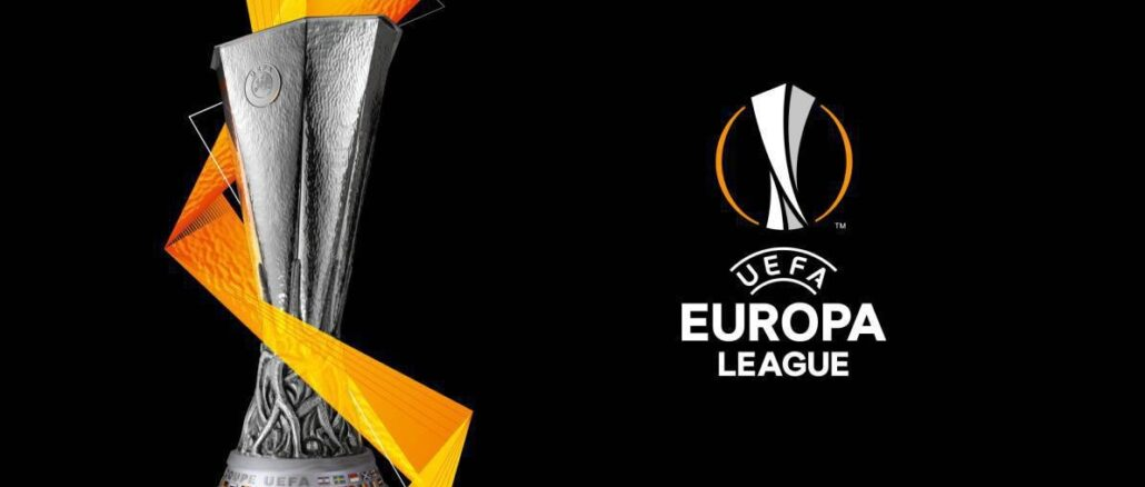 Europa League group stage header